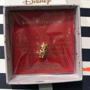NWT Disney Winnie the Pooh Keep charm